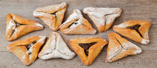 Purim cookies