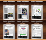 Kingston News Monthly Bulletin