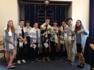 Kabbalat Torah – 11 March 2017