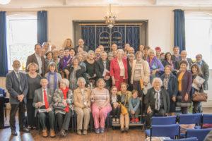 50th Anniversary Service
